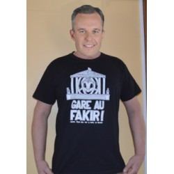 "Tee-shirt ""I love Fakir"""