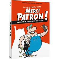 "DVD ""Merci Patron"""